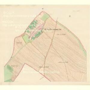 Liederzowitz - m1550-1-002 - Kaiserpflichtexemplar der Landkarten des stabilen Katasters