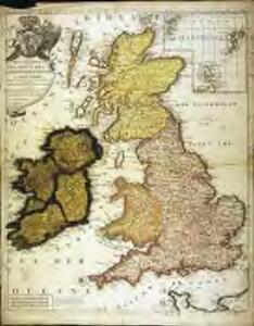 Les isles Britanniques ou sont les royaumes d'Angleterre d'Escosse et d'Irlande [et]c