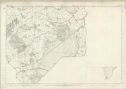 Flintshire XXVI (inset XXVII) - OS Six-Inch Map