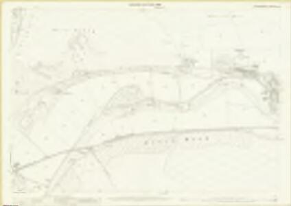 Peebles-shire, Sheet  014.14 - 25 Inch Map