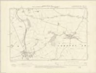 Gloucestershire XXXV.NE - OS Six-Inch Map