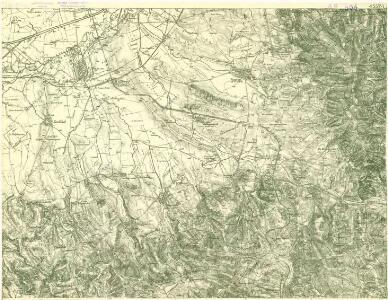 III. vojenské mapování 4557/1