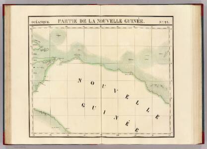 Partie, Nouvelle Guinee. Oceanique no. 23.