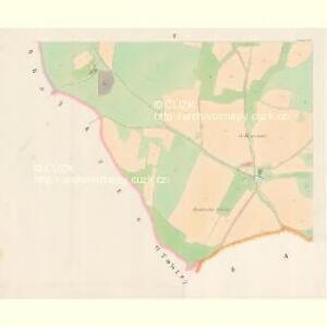 Zwikow - c9308-1-005 - Kaiserpflichtexemplar der Landkarten des stabilen Katasters