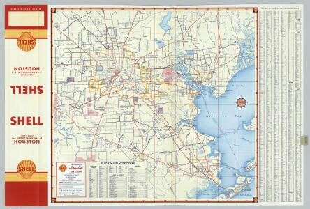 Metropolitan Houston and Vicinity.  (duplicate).