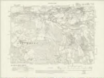 Surrey XLIV.SE - OS Six-Inch Map