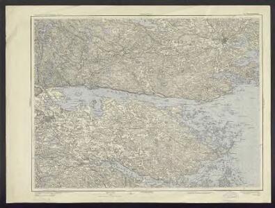Generalstabens karta ofver Sverige. 56, Norrkoping