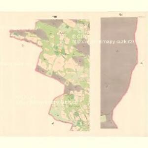 Zubrzy (Zubřzy) - m3614-1-007 - Kaiserpflichtexemplar der Landkarten des stabilen Katasters