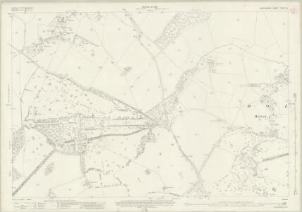 Oxfordshire XXXIV.14 (includes: Forest Hill with Shotover; Holton; Wheatley) - 25 Inch Map