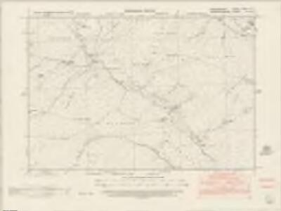 Cardiganshire XXXV.NE - OS Six-Inch Map