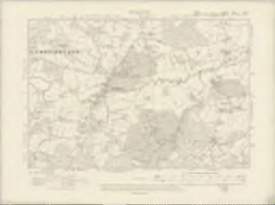 Kent LXIX.NE - OS Six-Inch Map