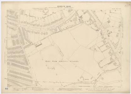 London XI.82 - OS London Town Plan