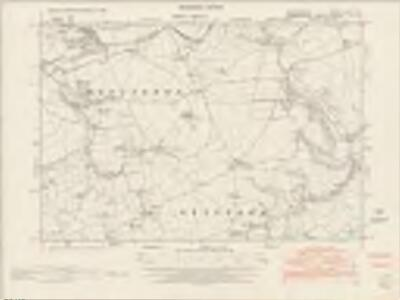 Cardiganshire XXXVII.SE - OS Six-Inch Map