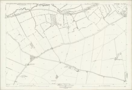 Oxfordshire XIV.14 (includes: Chipping Norton; Churchill; Cornwell) - 25 Inch Map