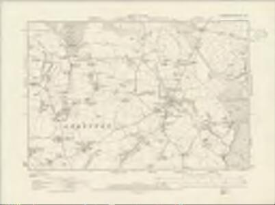 Cheshire XL.SW - OS Six-Inch Map