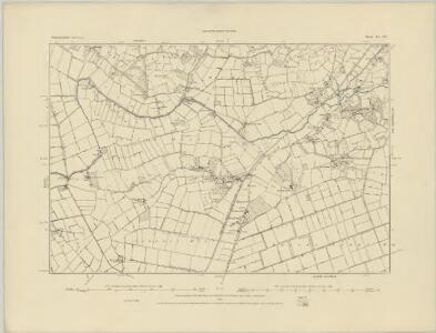 Somerset XL.SW - OS Six-Inch Map