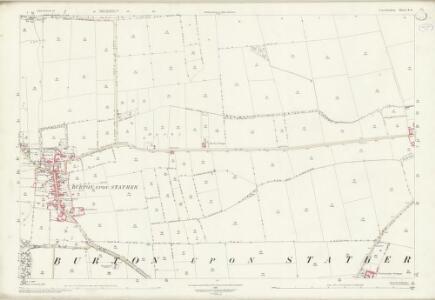 Lincolnshire X.3 (includes: Alkborough; Burton upon Stather; West Halton) - 25 Inch Map