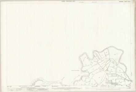 Cheshire VIII.8 (includes: Carrington; Flixton; Irlam) - 25 Inch Map