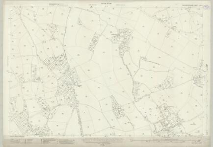 Gloucestershire LXIII.2 (includes: Oldbury upon Severn; Thornbury) - 25 Inch Map