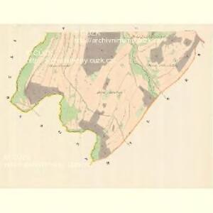 Sigertzau (Zigartitz) - m1736-2-004 - Kaiserpflichtexemplar der Landkarten des stabilen Katasters