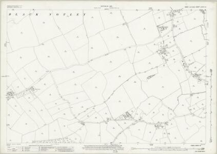 Essex (New Series 1913-) n XXXV.13 (includes: Black Notley; White Notley) - 25 Inch Map