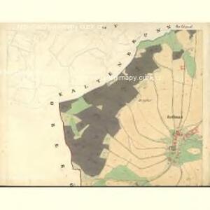 Unter Schlagel - c1273-1-006 - Kaiserpflichtexemplar der Landkarten des stabilen Katasters