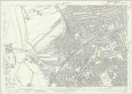 Essex (New Series 1913-) n LXXXVI.1 (includes: Cann Hall; West Ham) - 25 Inch Map