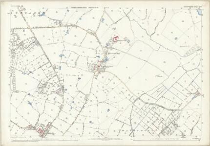 Shropshire XV.4 (includes: Moreton Say) - 25 Inch Map
