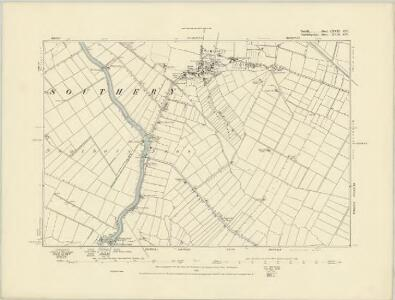Norfolk LXXX.NE - OS Six-Inch Map