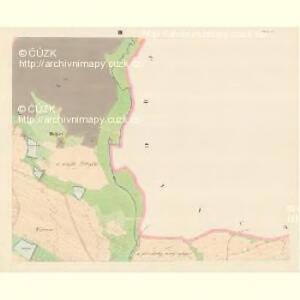Serowitz - c9451-1-003 - Kaiserpflichtexemplar der Landkarten des stabilen Katasters