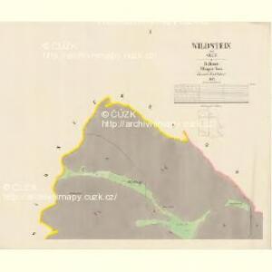 Wildstein - c6921-2-001 - Kaiserpflichtexemplar der Landkarten des stabilen Katasters