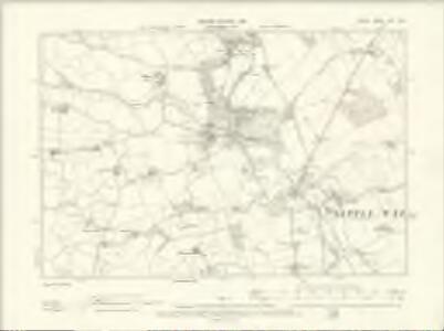 Essex XLIII.NE - OS Six-Inch Map