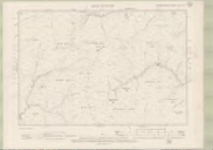 Dumfriesshire Sheet XLIV.NE - OS 6 Inch map