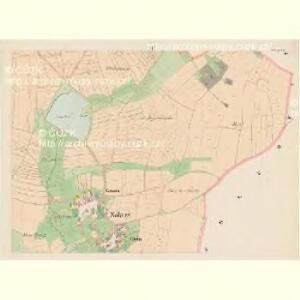 Nakrzy - c4956-1-002 - Kaiserpflichtexemplar der Landkarten des stabilen Katasters