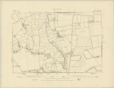 Suffolk XXI.SW - OS Six-Inch Map