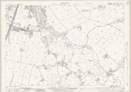 Cheshire XXVIII.2 (includes: Cheadle and Gatley; Hazel Grove and Bramhall; Prestbury; Wilmslow) - 25 Inch Map