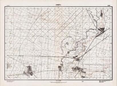 Lambert-Cholesky sheet 2939 (Cerătu)