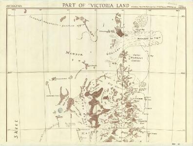 Antarctica, VICTORIA LAND, Ross Dependency (North)