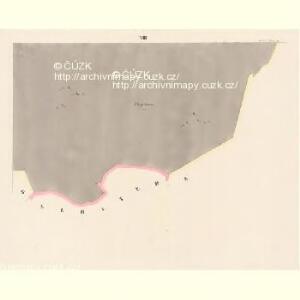 Mecholub (Měcholuby) - c4582-1-007 - Kaiserpflichtexemplar der Landkarten des stabilen Katasters