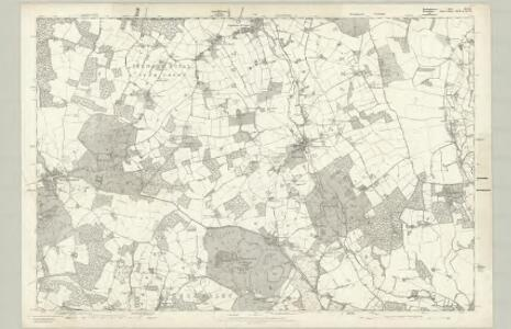 Buckinghamshire XLVIII - OS Six-Inch Map