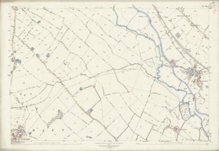 Staffordshire XXX.11 (includes: Marston; Sandon; Stone Rural) - 25 Inch Map