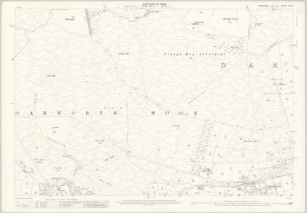 Yorkshire CC.5 (includes: Keighley) - 25 Inch Map