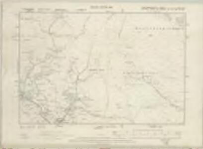 Northumberland CXI.SE - OS Six-Inch Map