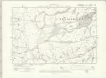 Denbighshire XI.NE - OS Six-Inch Map