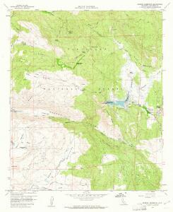 Morena Reservoir
