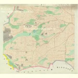 Michow - c4777-1-004 - Kaiserpflichtexemplar der Landkarten des stabilen Katasters