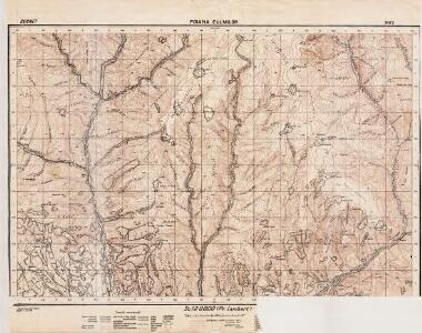 Lambert-Cholesky sheet 3672 (Poiana Culmilor)