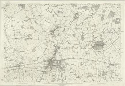 Essex XXIV - OS Six-Inch Map