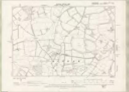 Lanarkshire Sheet XXXIV.NW - OS 6 Inch map
