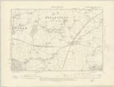 Gloucestershire XLVIII.SW - OS Six-Inch Map
